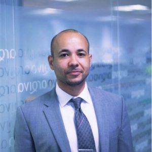 Denis Onuoha - Chief Information Security Officer Arqiva LTD