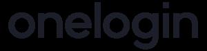 OneLogin Black Logo Screen PNG