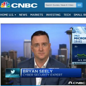 Brian Seely Cyber Security Expert