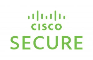 Cisco Secure - with bridge - stacked - 1C Green