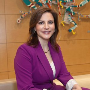 Rachel Wilson -Managing Director and Head of Cybersecurity of Wealth Management at Morgan Stanley and Former Senior Executive at the National Security Agency