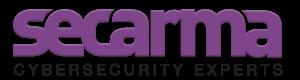 secarma logo purple transparent